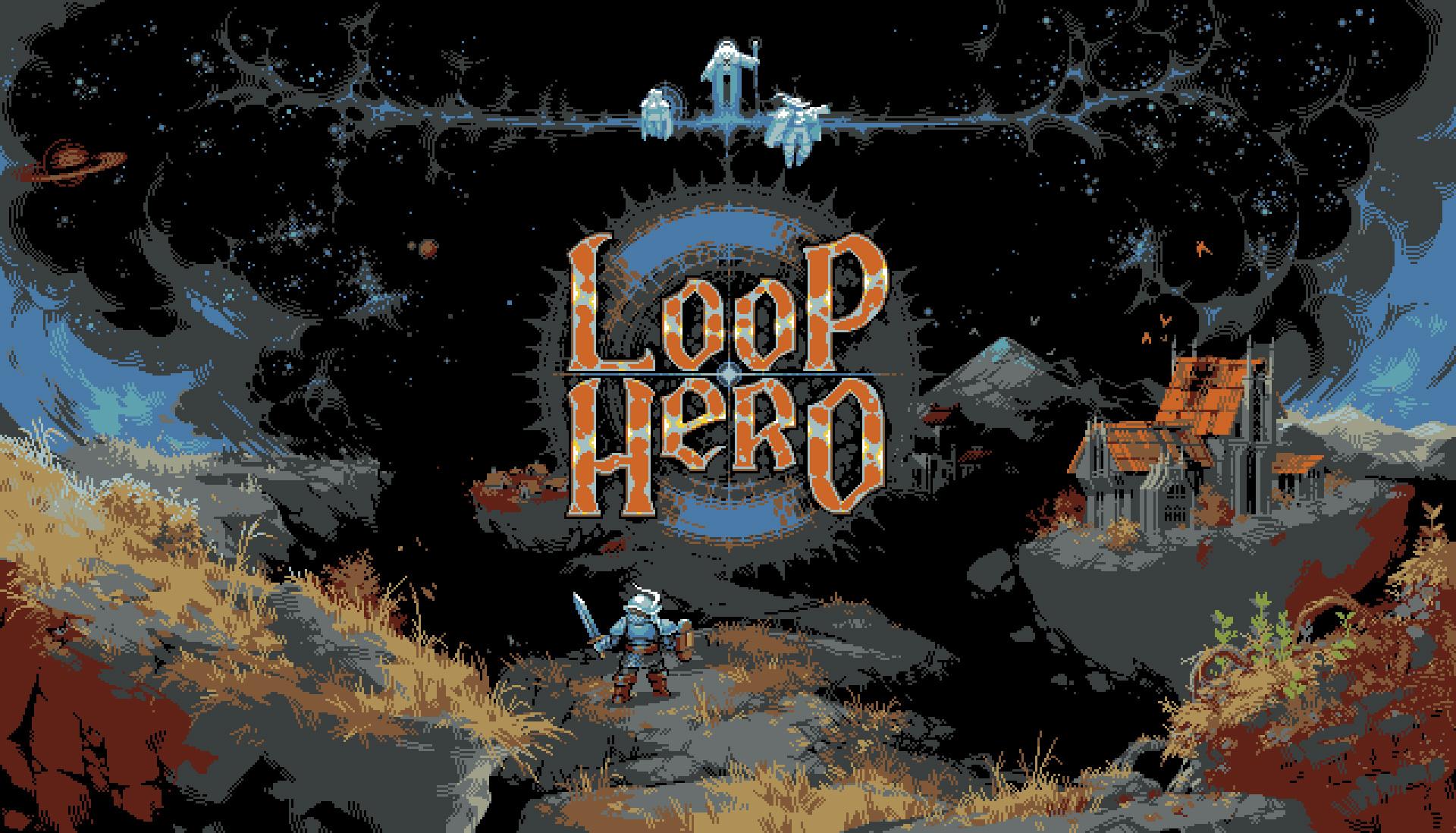 Devolver Digital's new time-sink, Loop Hero, is out March 4 screenshot