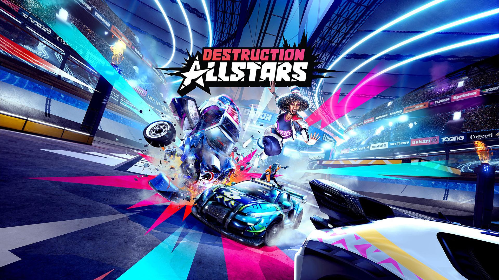 Review: Destruction AllStars screenshot
