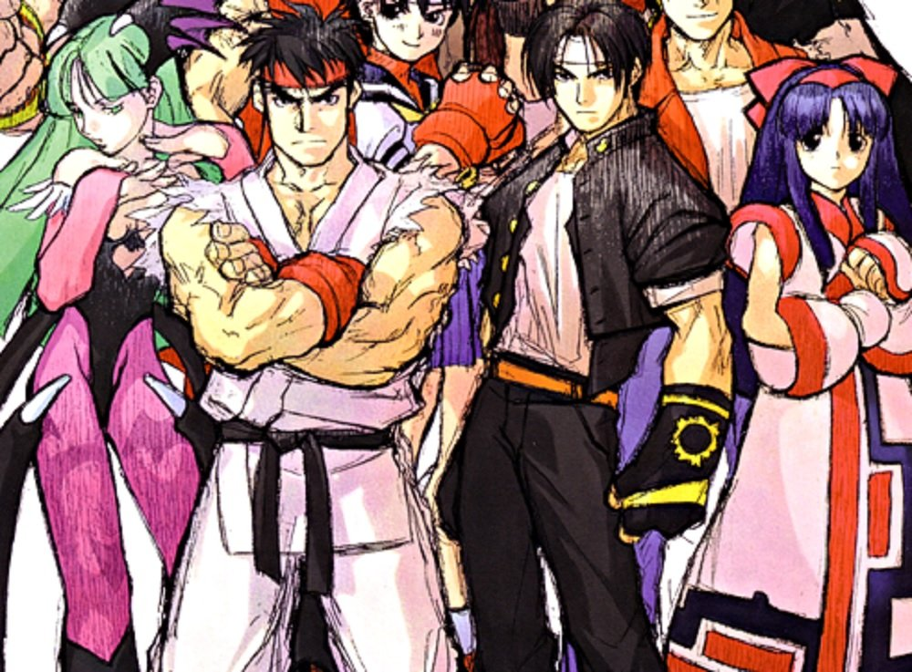 NGPC classic SNK vs. Capcom: Match of the Millennium hits Switch later this month screenshot