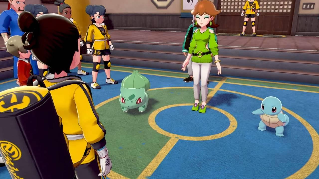 Nintendo says 'major contributions' to their sales came from Pokemon and Smash Bros. DLC screenshot