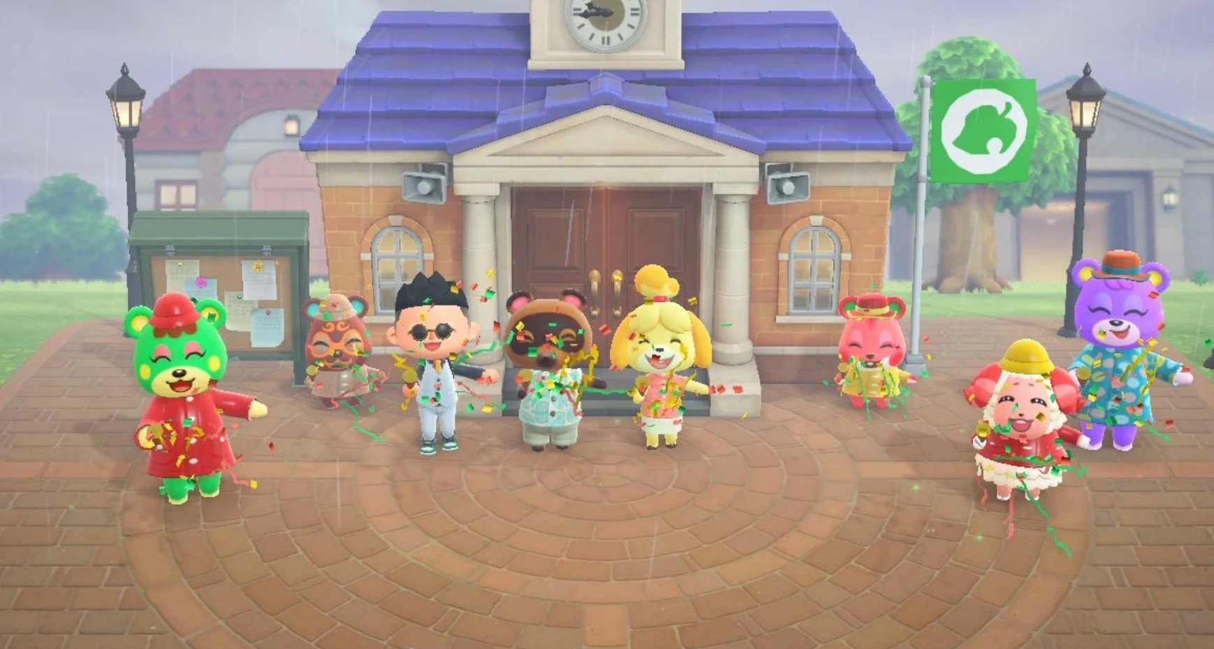 Nintendo specifically credits Animal Crossing for a huge surge in Switch hardware sales screenshot
