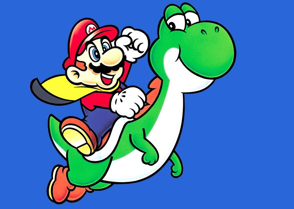 Super Mario World soundtrack remaster presents the classics like you've never heard them before screenshot