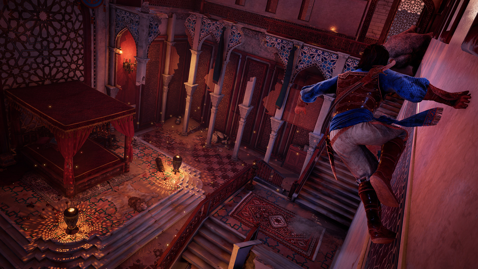 Prince of Persia: The Sands of Time Remake no longer has a release date screenshot