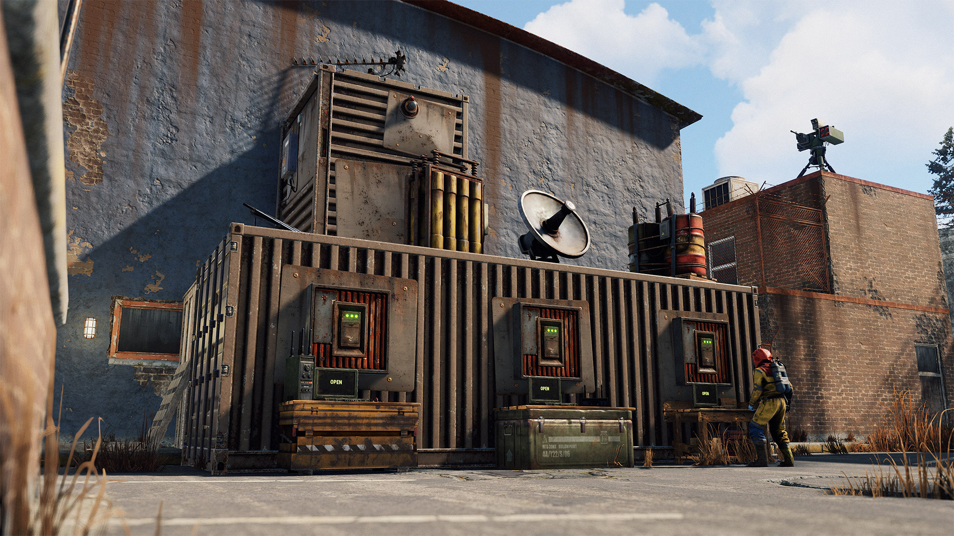 Rust has a Softcore mode for players who want a break from vanilla screenshot