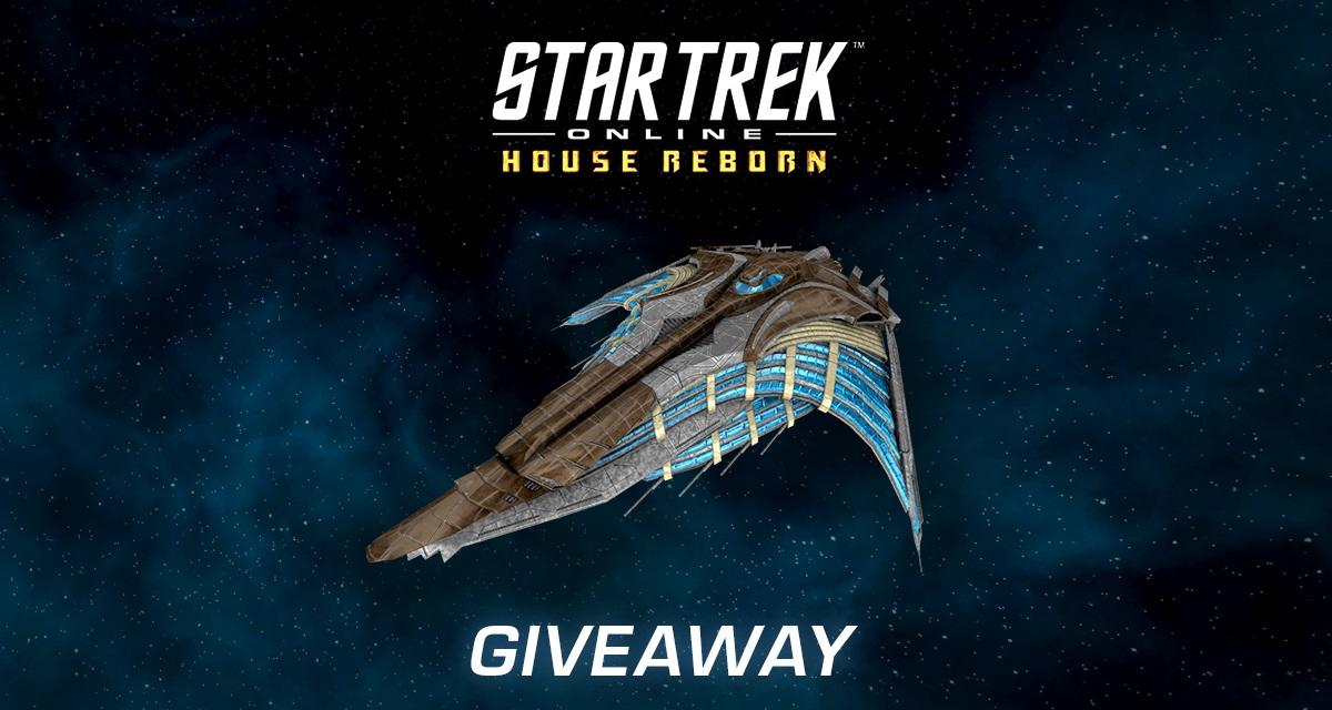 Giveaway: Take an Alliance Reborn MatHa Bundle for Star Trek Online: House Reborn screenshot