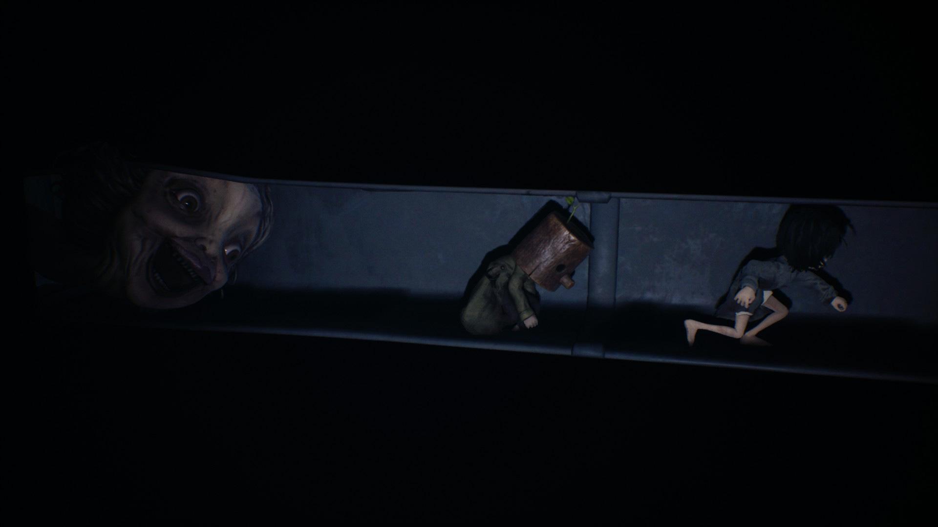 Review: Little Nightmares II screenshot