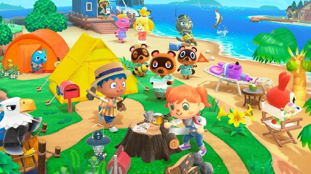 Animal Crossing: New Horizons holds fort in Nintendo-led UK Charts screenshot