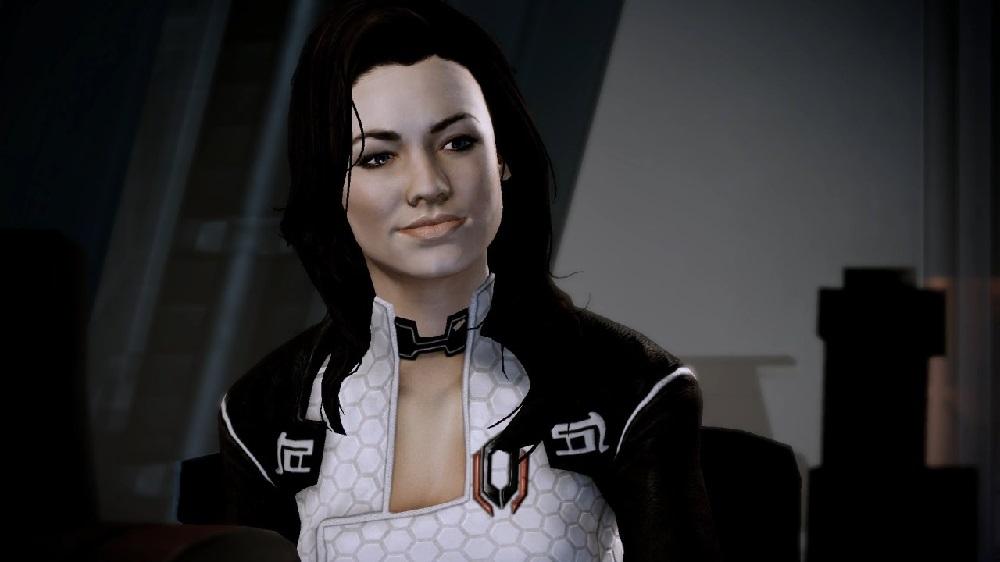 Mass Effect: Legendary Edition adjusts leering shots of Miranda Lawson screenshot