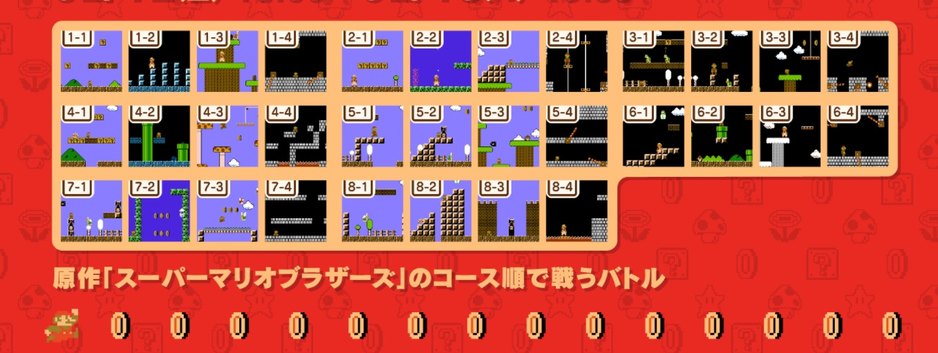 Before Mario 35 is allegedly nuked from existence, it's getting another limited event screenshot