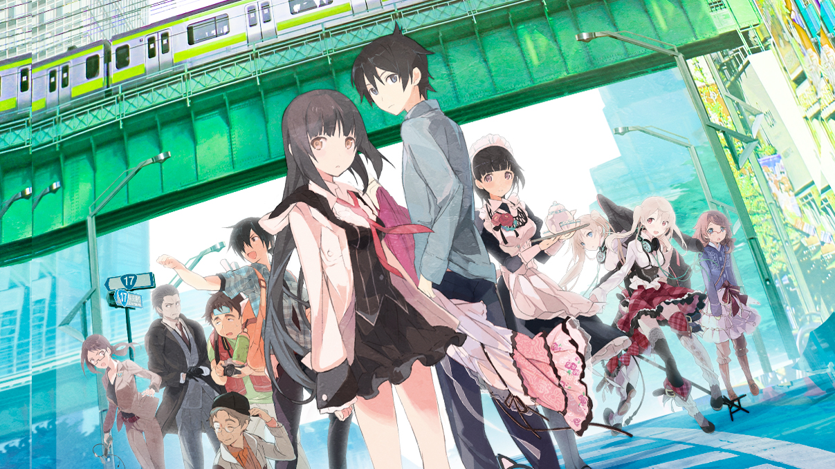 Akiba's Trip: Hellbound & Debriefed wants you to show some skin this summer screenshot