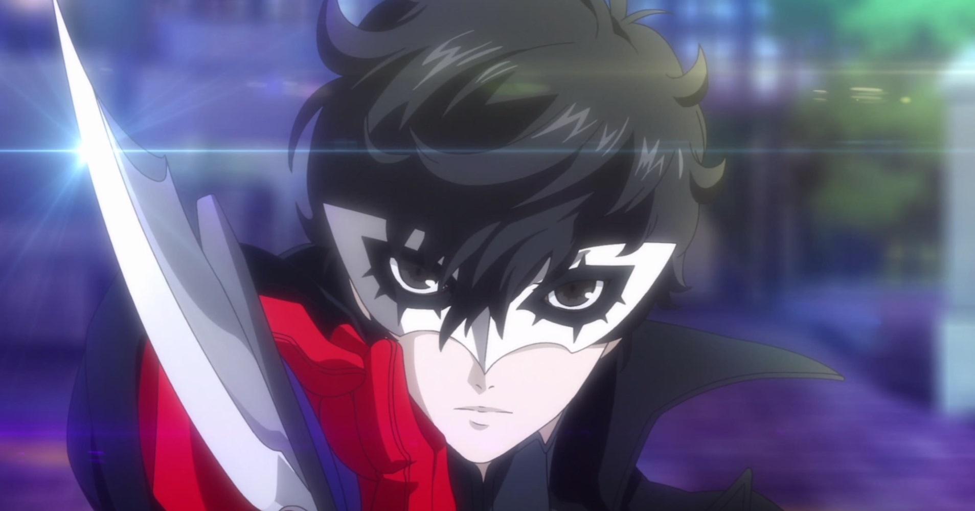 Review: Persona 5 Strikers screenshot