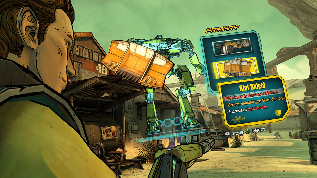 Tales from the Borderlands is getting a re-release on PC, PS4, and Xbox One screenshot