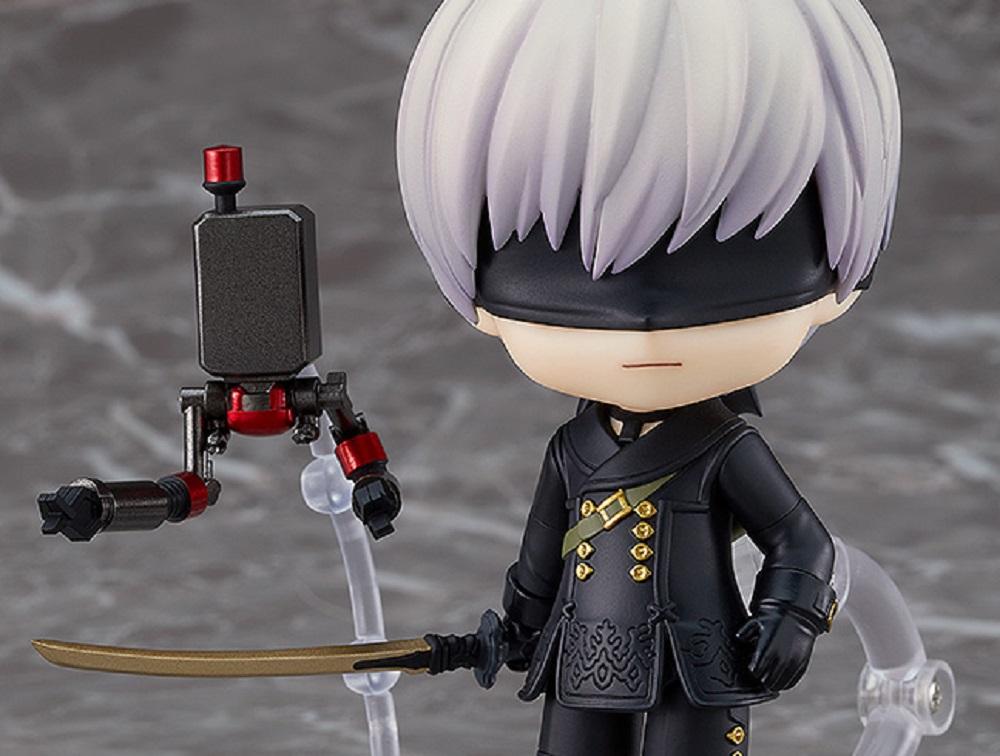 NieR Automata's 9S is getting his own Nendoroid figurine screenshot