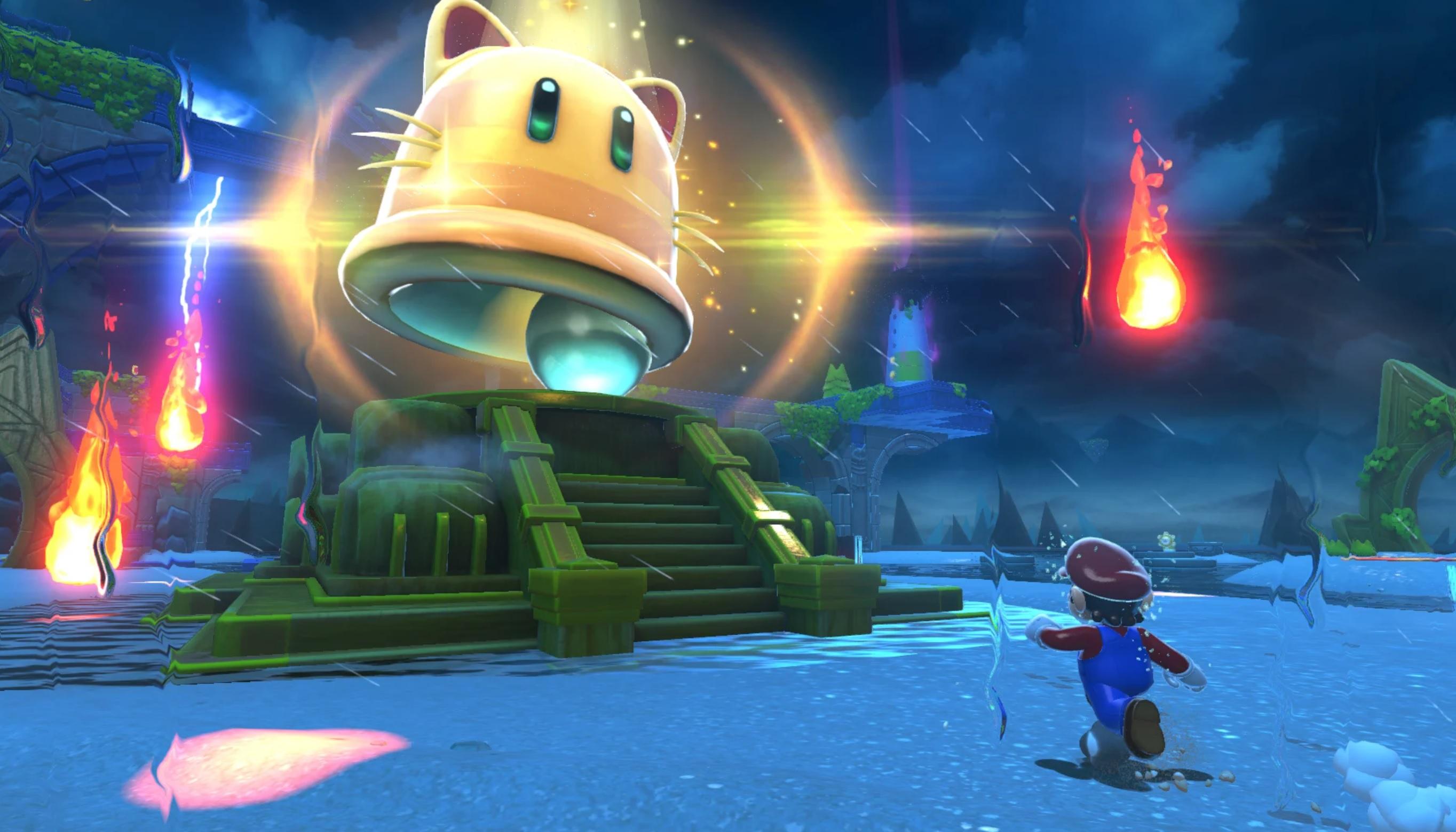 Nintendo Download: Super Mario 3D World + Bowser's Fury screenshot