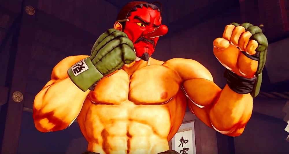 Dan Hibiki joins Street Fighter V roster Feb. 22, recently leaked 'Eleven' is a 'bonus fighter' screenshot