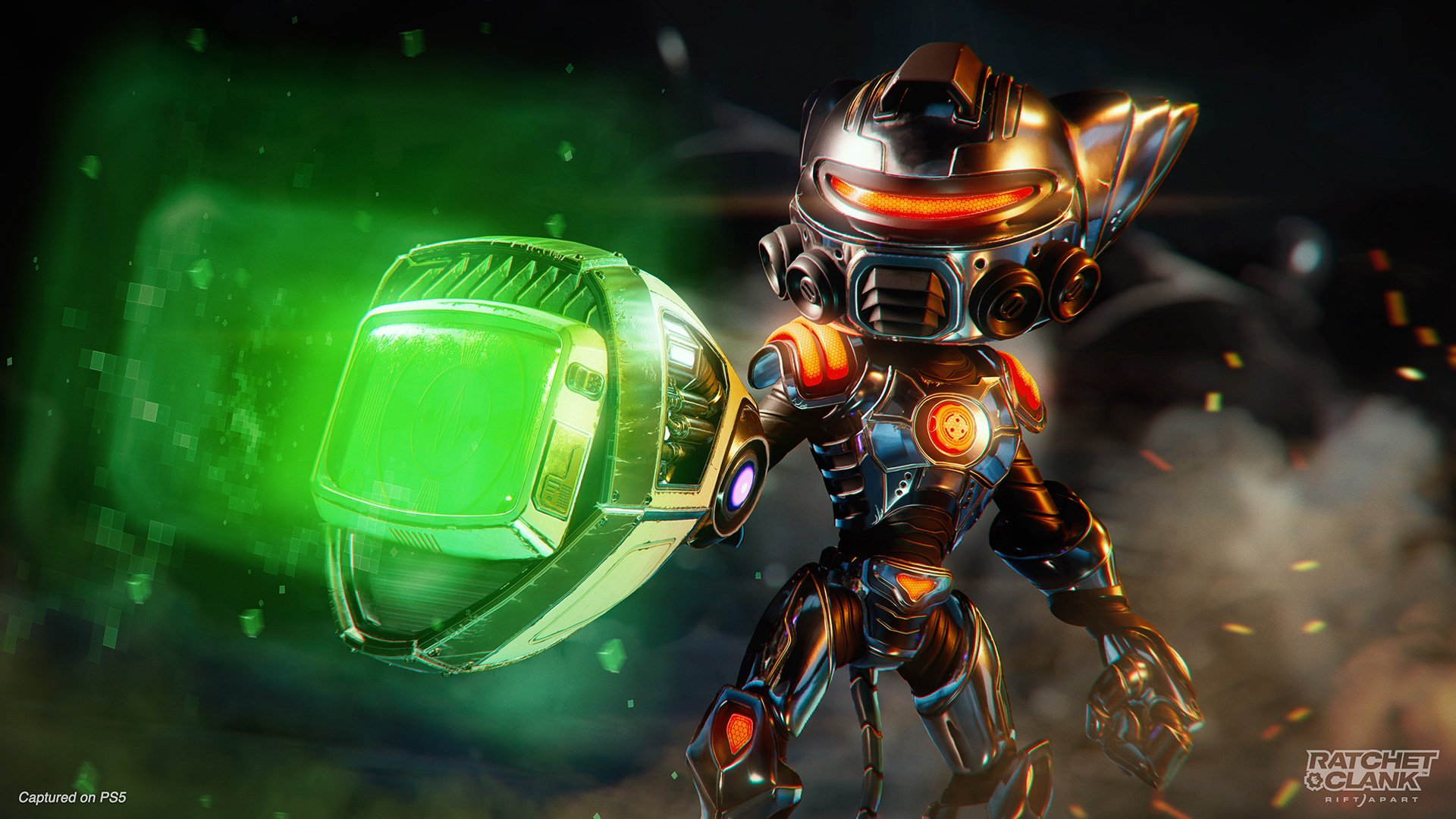 Ratchet & Clank: Rift Apart is out June 11 and there are a couple of 'early unlocks' screenshot