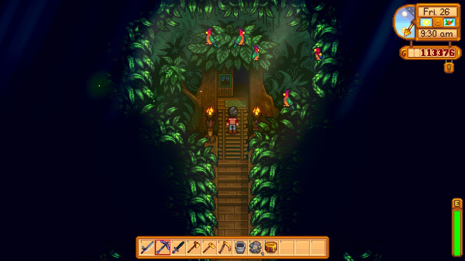 Stardew Valley 1.5 is out today on Switch, PS4, and Xbox One screenshot
