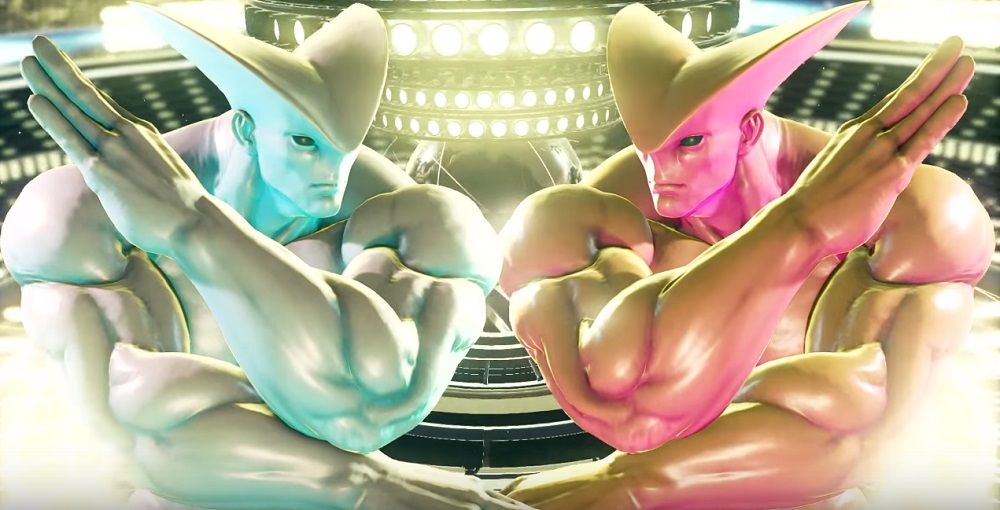 You might be good at Street Fighter V, but are you good enough to main Eleven? screenshot