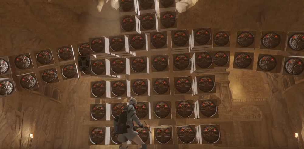 Check out 10 minutes of NieR Replicant gameplay right here screenshot