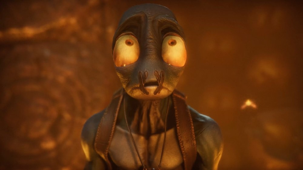 Waiting for Oddworld: Soulstorm? Here's a new trailer to tide you over screenshot