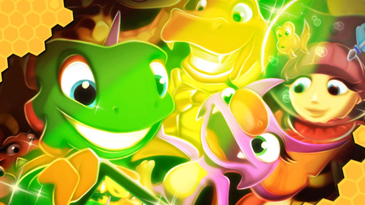 Yooka-Laylee creator forms Playtonic Friends label to publish 'hidden-gem games' screenshot
