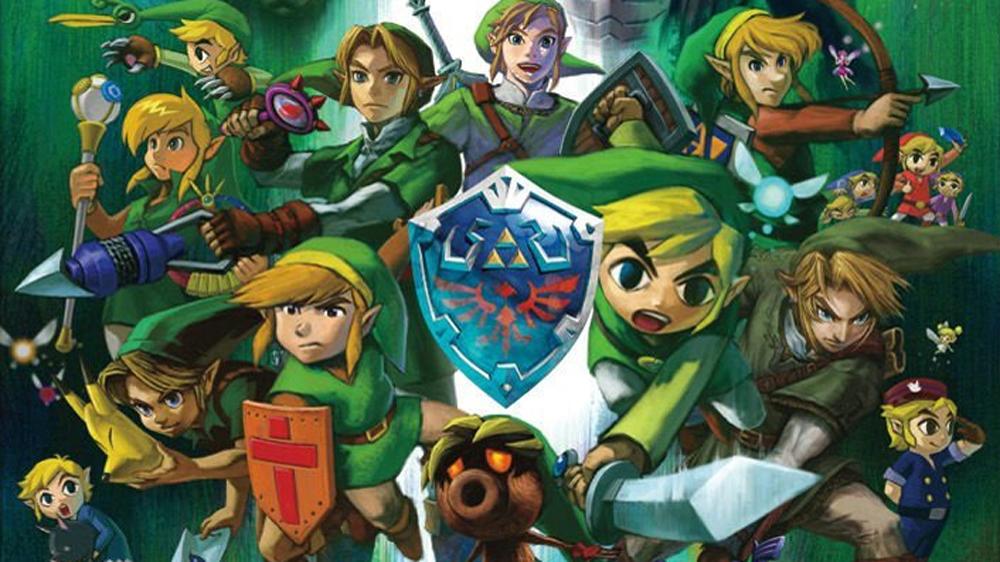It's Zelda week again, bitches! screenshot