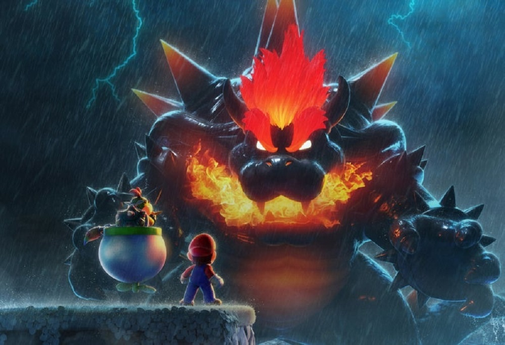 Super Mario 3D World + Bowser's Fury is the Switch's third-largest launch for a Mario game screenshot