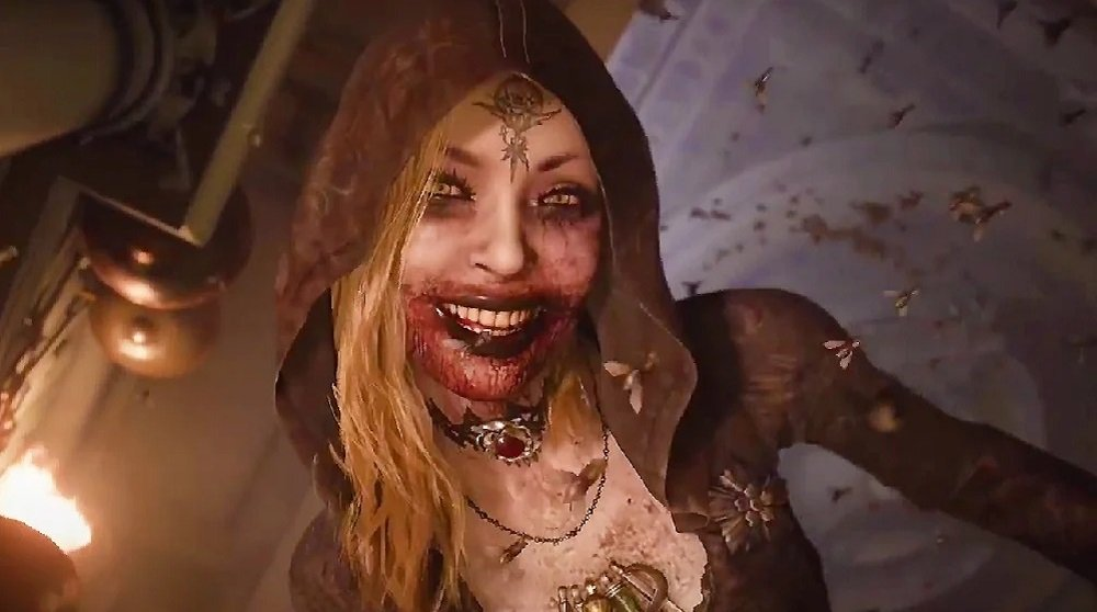 Resident Evil Village takes inspiration from Resident Evil 4 screenshot