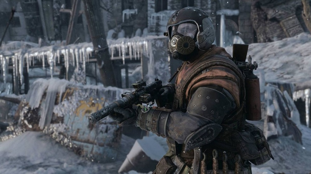 Metro Exodus Enhanced Edition will bring a meaty upgrade to PC this spring screenshot