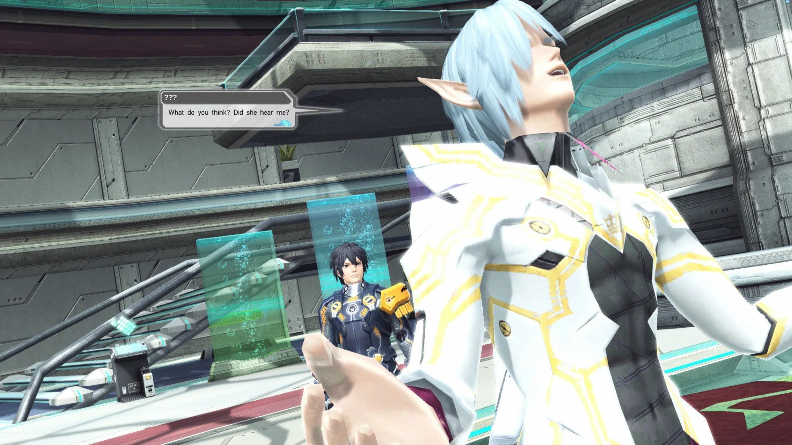 'Phantasy Star Online 2 is now on the Epic Games Store,' is a phrase I never thought I'd ever write screenshot