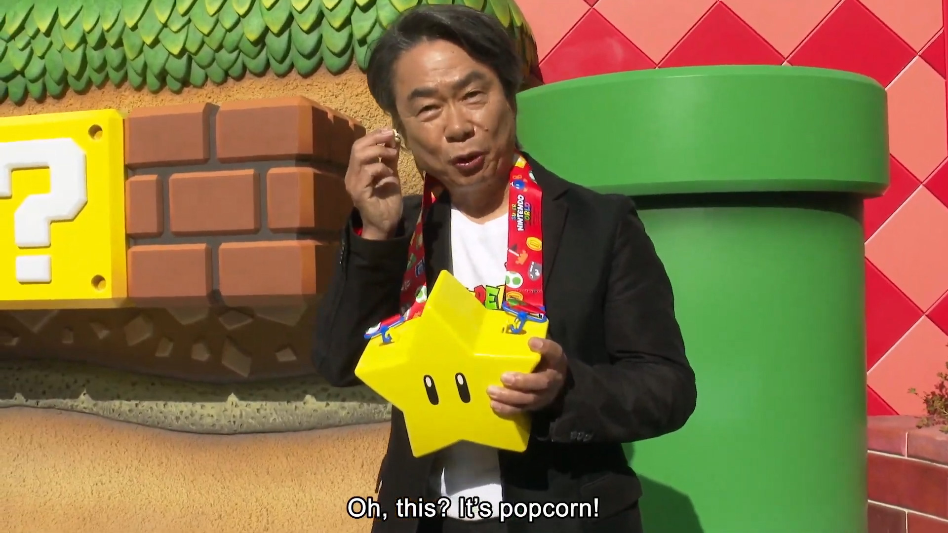 Let's hang out and watch today's Nintendo Direct screenshot
