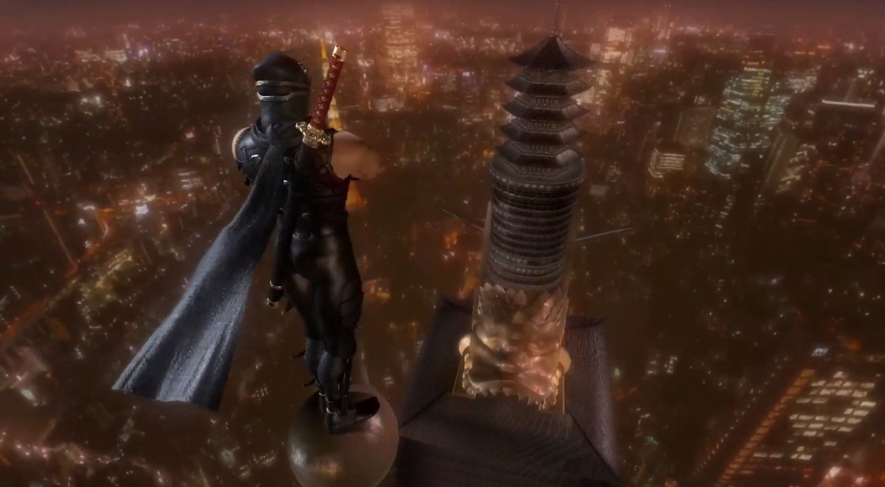 Ninja Gaiden: Master Collection is slicing up Switch this year screenshot