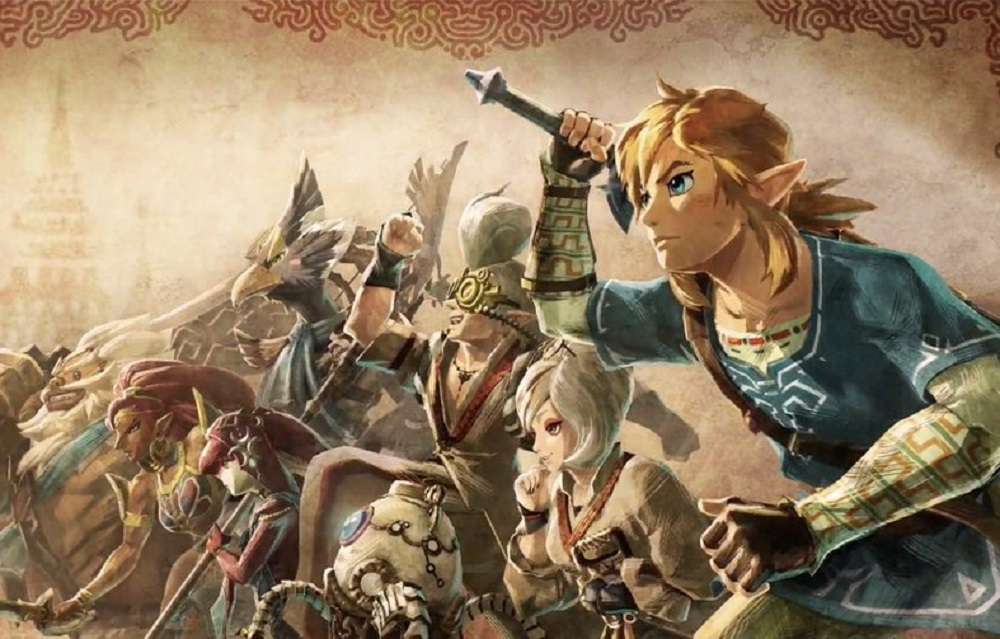 Zelda Hyrule Warriors: Age of Calamity expansion pass brings new characters, weapons, stages, and more screenshot