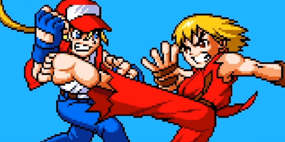 Neo Geo Pocket Color Selection compilation headed to Switch, includes SvC: Match of the Millennium screenshot