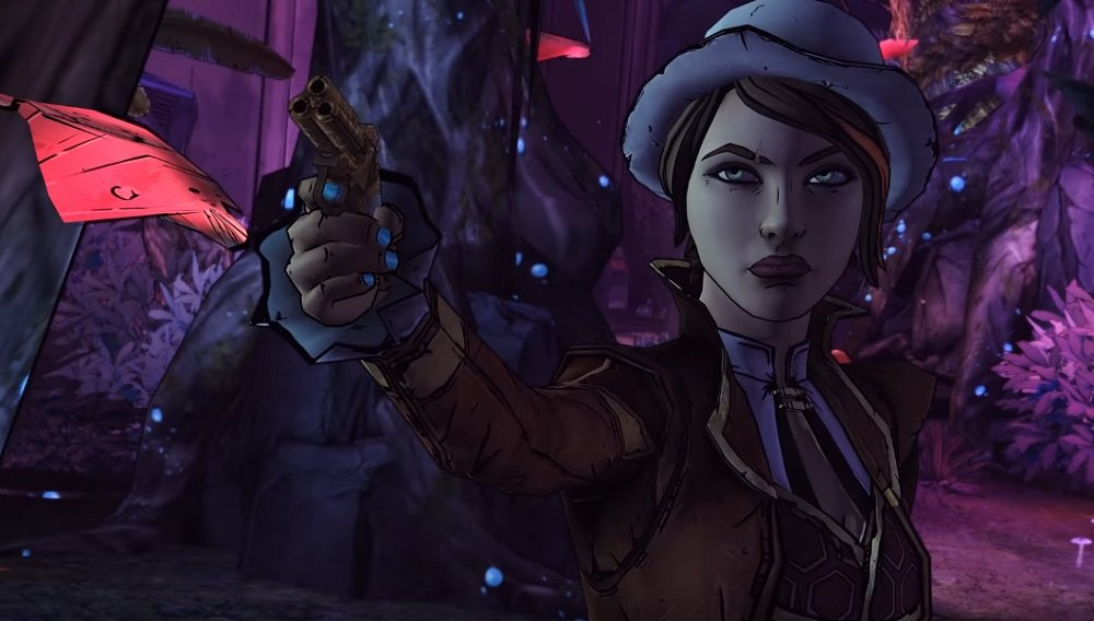 Tales from the Borderlands brings its quirky escapade to Switch March 24 screenshot