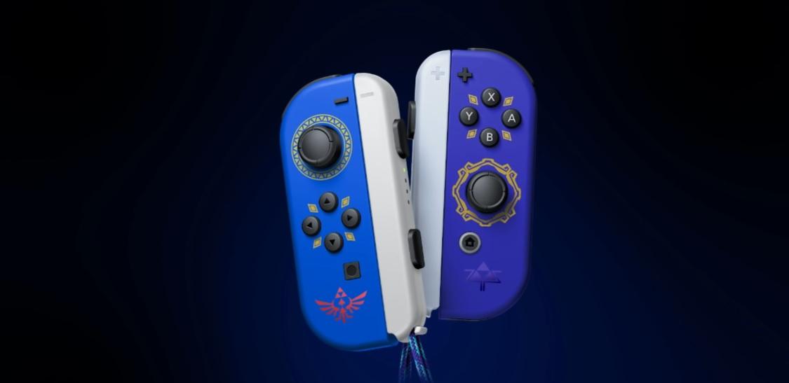 Oh yes, these Zelda: Skyward Sword Joy-Con will be mine screenshot
