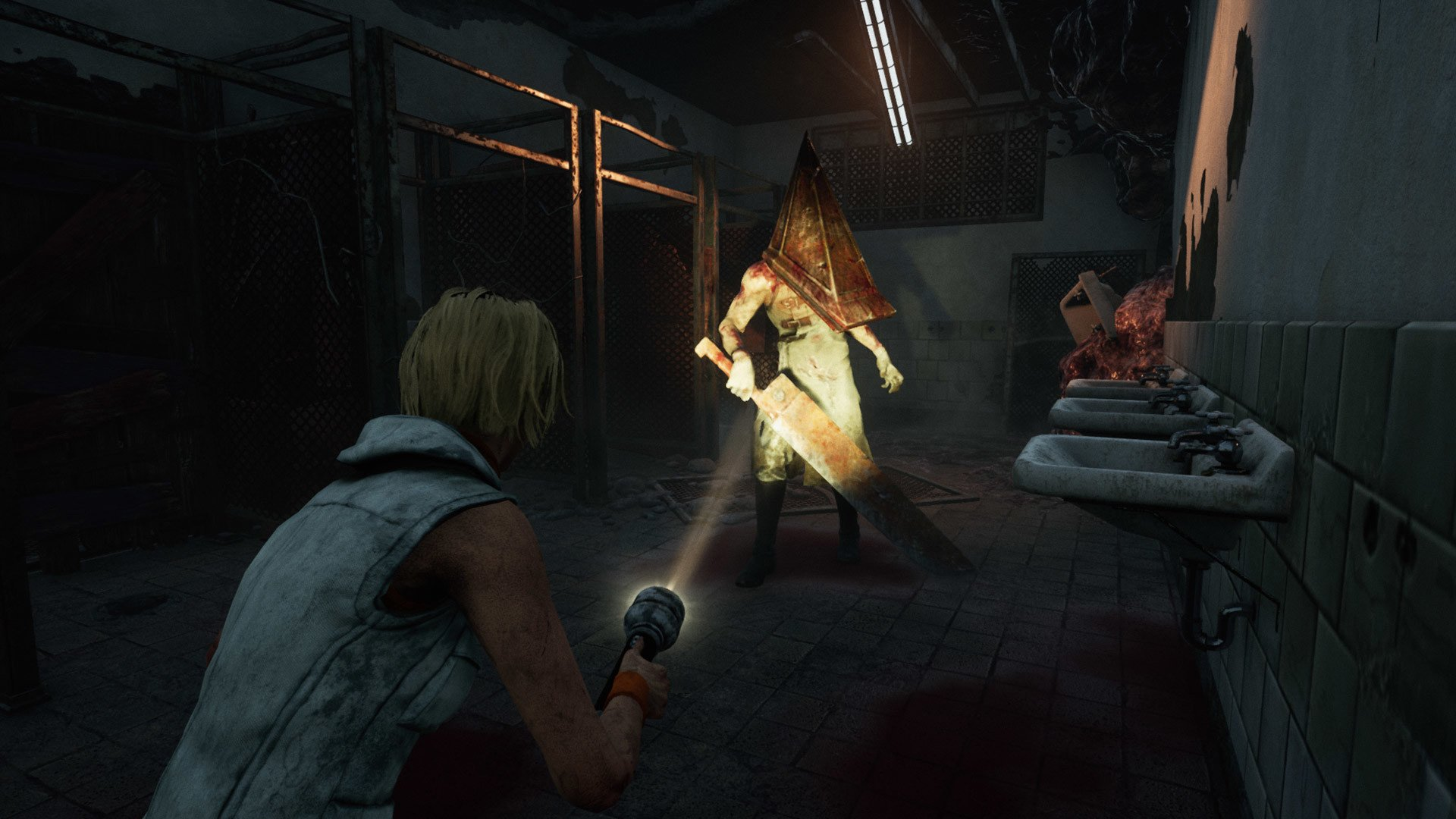 Silent Hill might finally get a proper comeback thanks to a 'prominent Japanese developer' screenshot