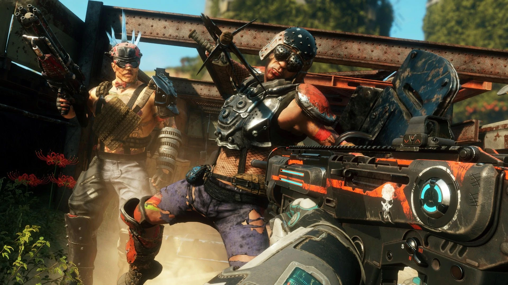 Rage 2 is ripe for a revisit now that it's free on the Epic Store screenshot