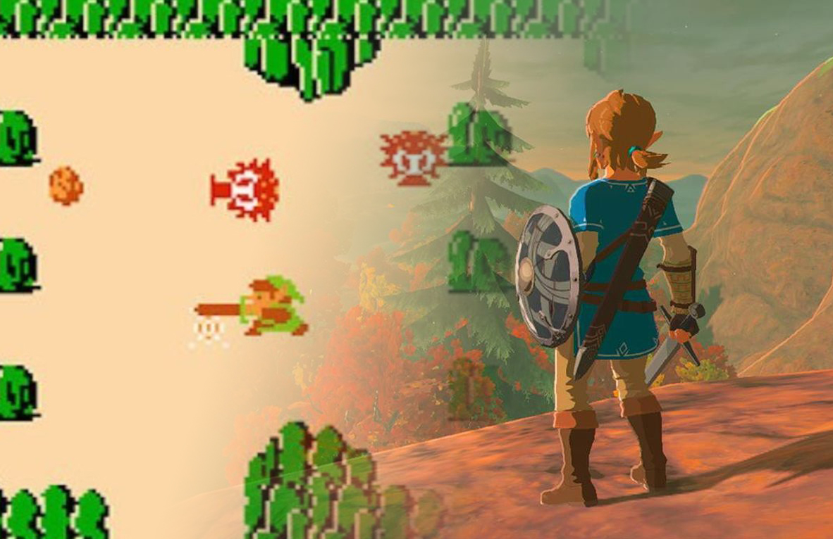 The Destructoid Community looks back at 35 years of The Legend of Zelda screenshot
