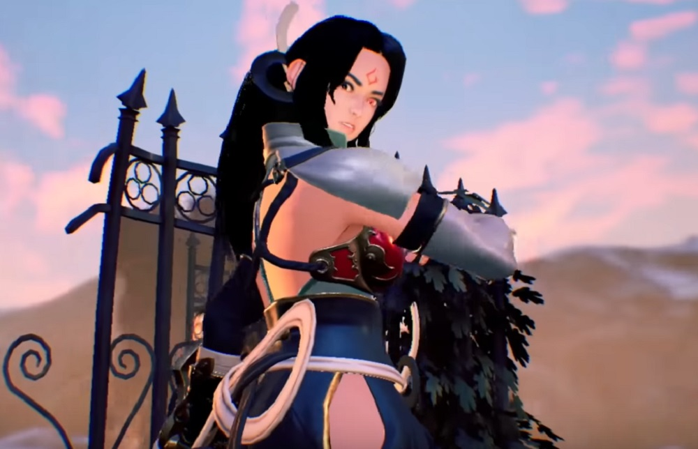 Fighting EX Layer: Another Dash headed to Nintendo Switch in 2021 screenshot