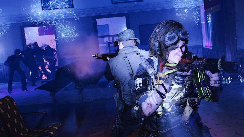 Call of Duty: Black Ops Cold War shows off new Zombies action in Outbreak trailer screenshot