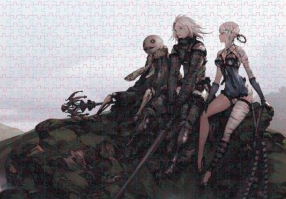 NieR Automata hits 5.5 million sales, but more importantly, there's a NieR Replicant jigsaw available screenshot