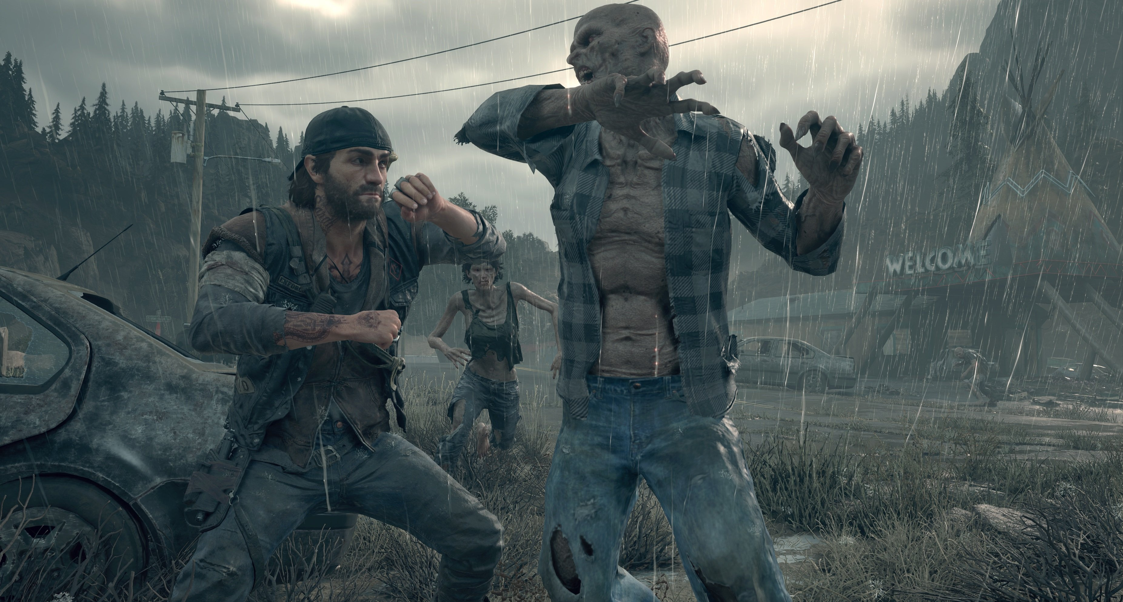PlayStation boss says 'a whole slate' of PlayStation games is coming to PC, starting with Days Gone screenshot