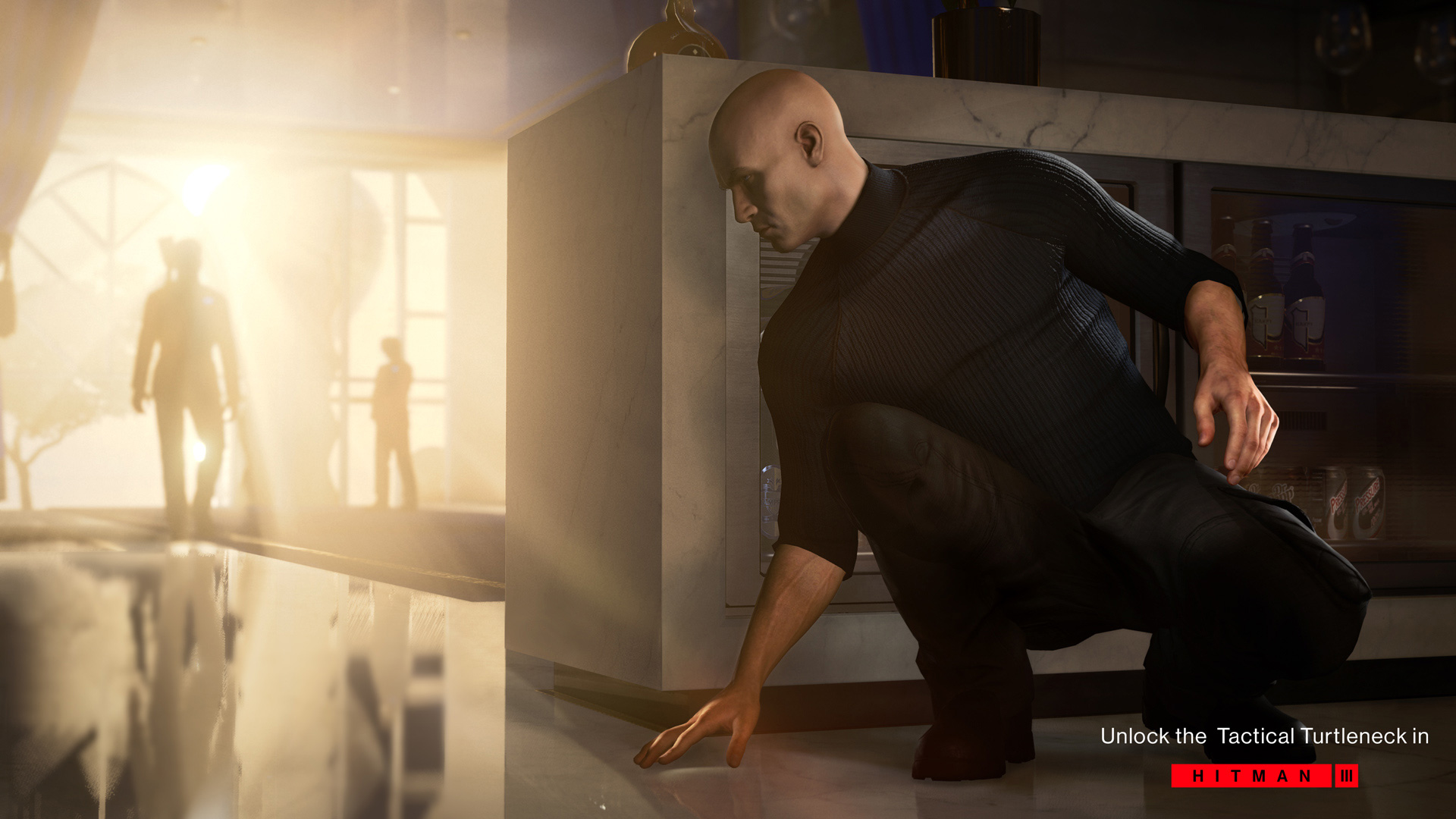 Hitman 3 update adds the Tactical Turtleneck unlock and touches up every level screenshot