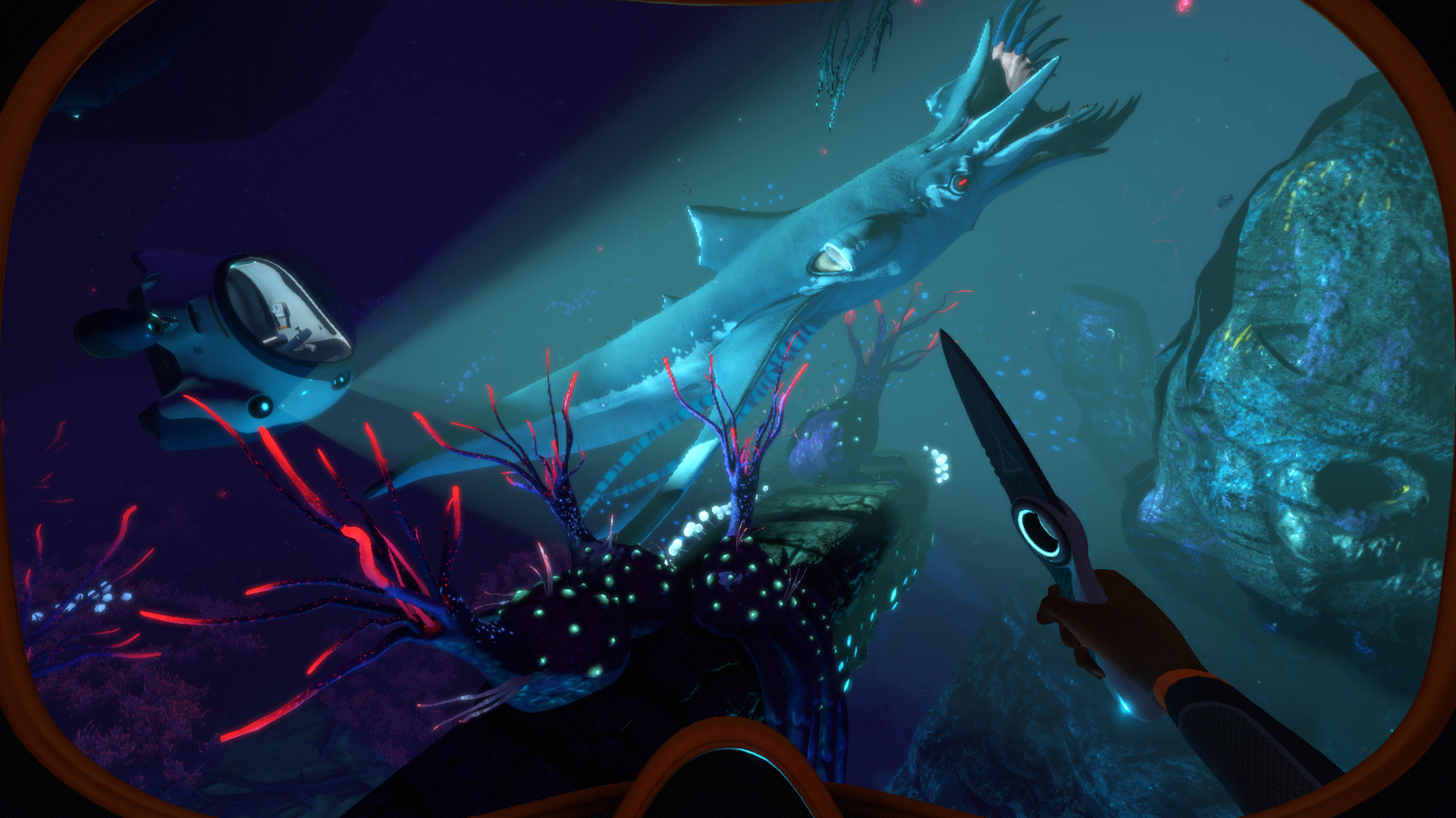 Subnautica: Below Zero launches May 14 with physical editions screenshot