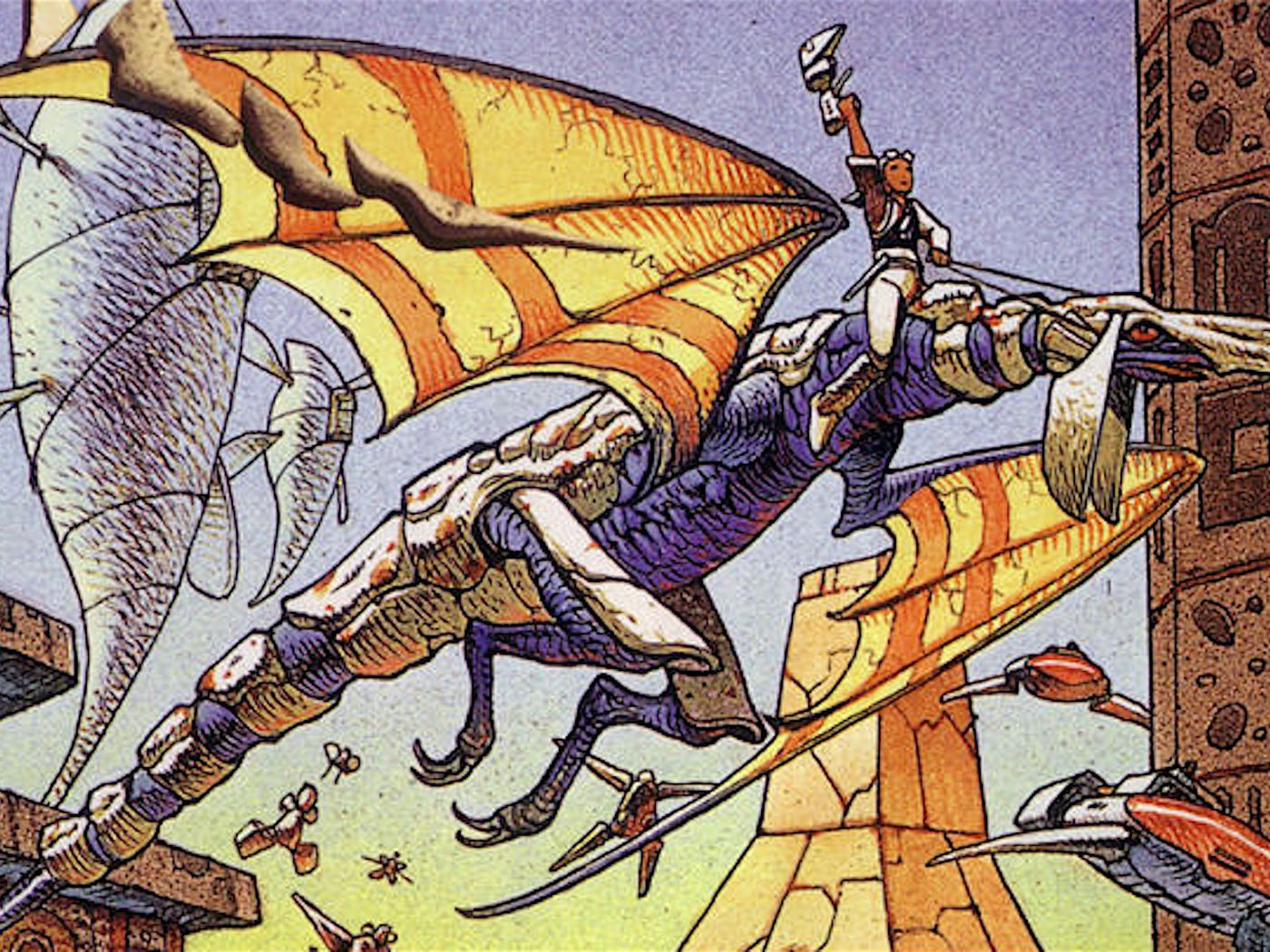 The long-awaited Panzer Dragoon II Zwei remake is finally coming out this year - Destructoid
