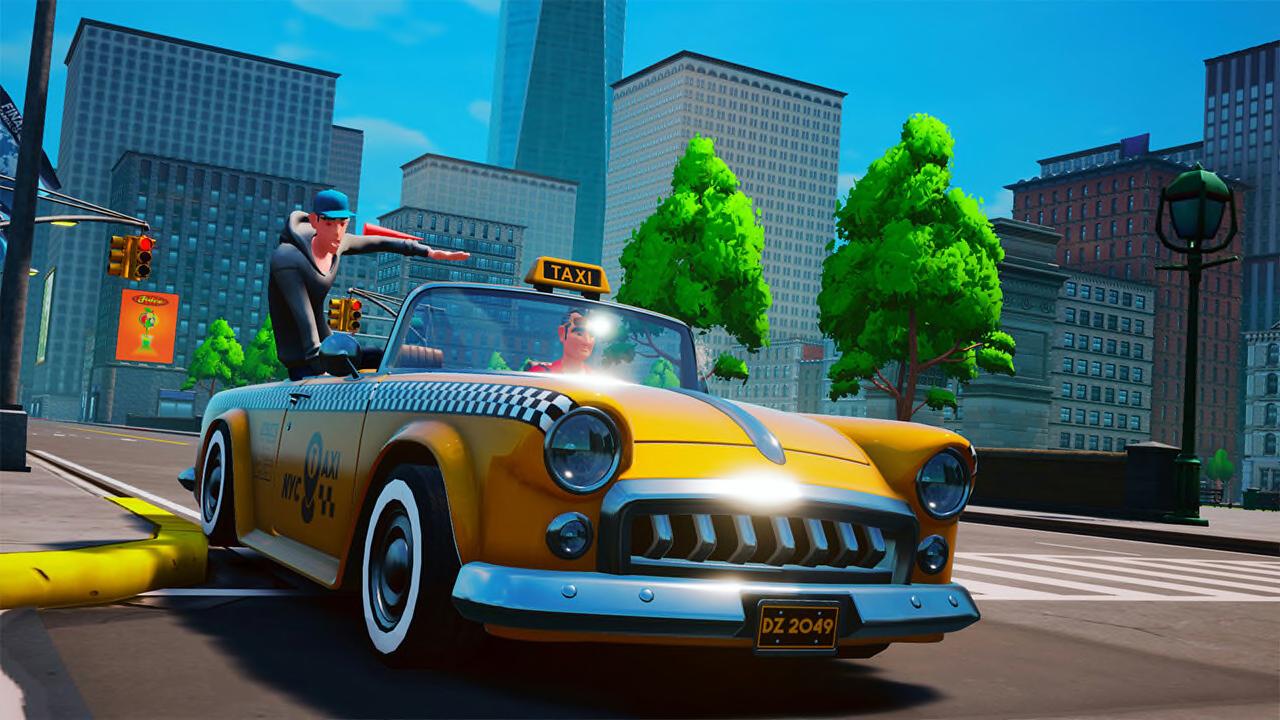 Review: Taxi Chaos screenshot