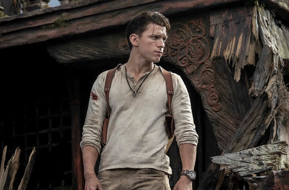 Tom Holland candidly expresses misgivings over his Uncharted role screenshot