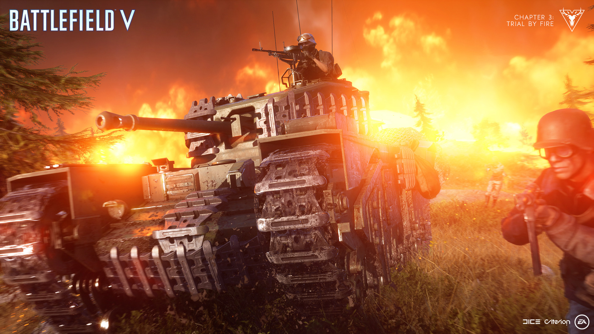 Need for Speed fans are in for a wait as EA taps Criterion to help finish Battlefield screenshot