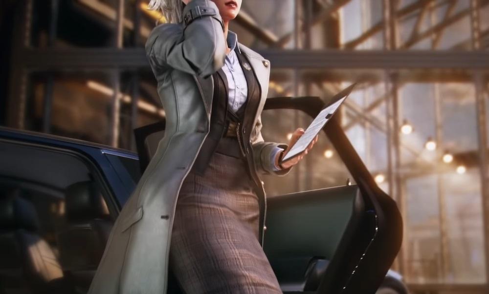 Tekken 7's Polish prime minister is out for Mishima blood screenshot
